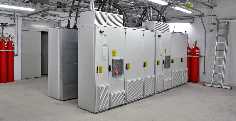 Progettazione impianti elettrici industriali